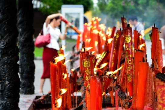 阳澄湖重元寺